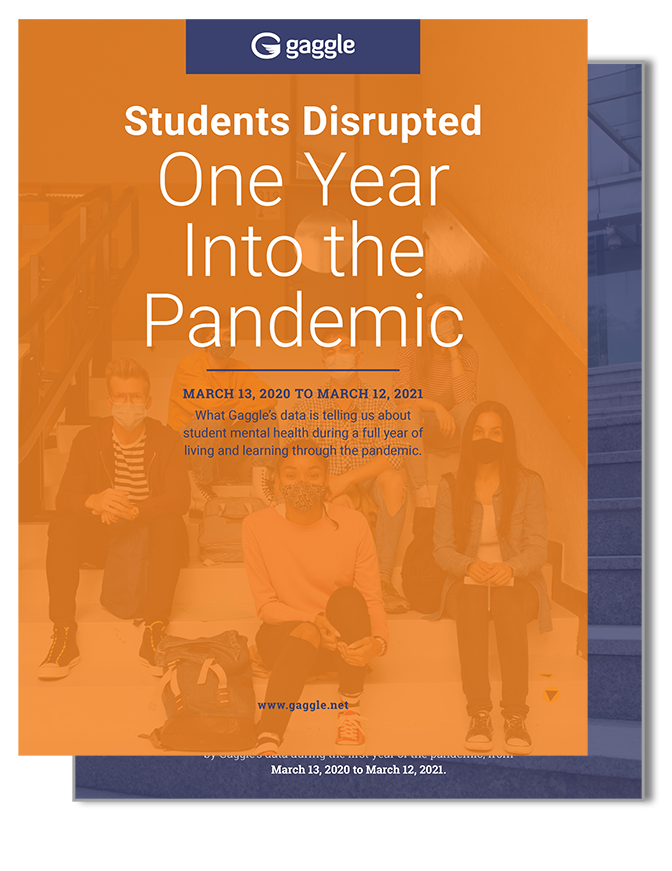 Students Disrupted: One Year Into the Pandemic